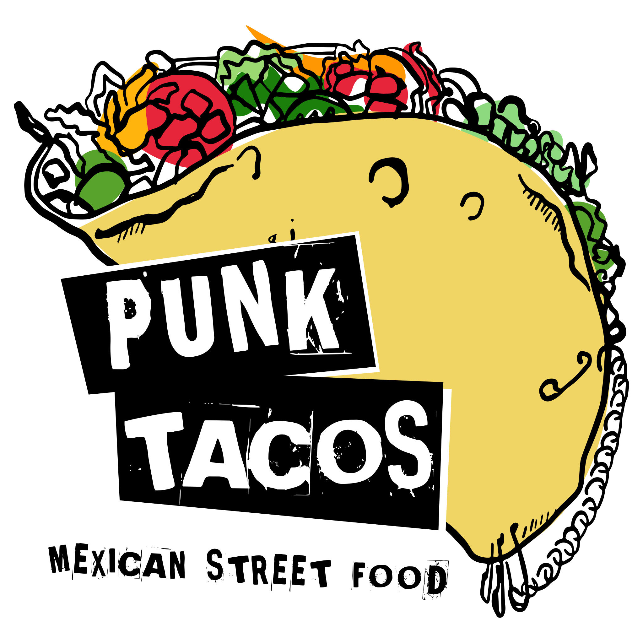 Tacos in Hastings, Battle, Bexhill and surrounding areas. Mexican street Food served from our vintage taco van